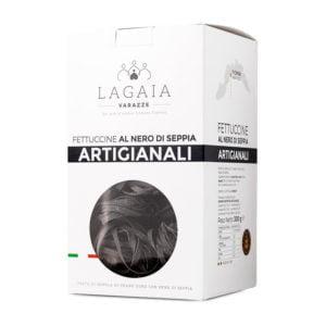 Packaging Fettuccine al Nero di Seppia