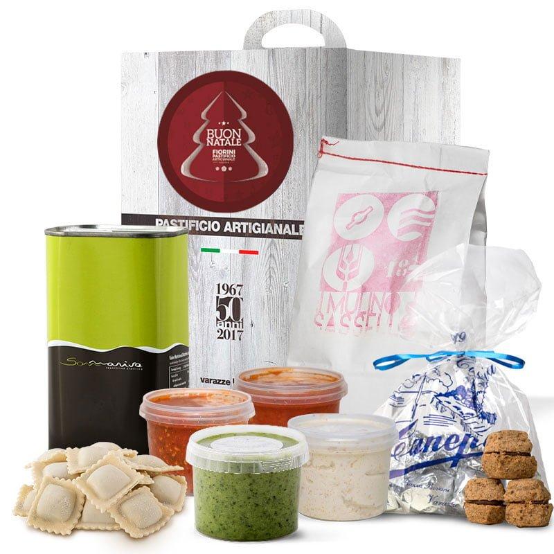 Kit degustazione prodotti tipici liguri